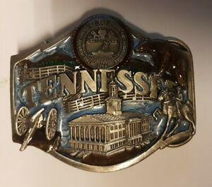 Buckle Gürtelschliesse/ Tennessee/  Siskiyou / USA 1988