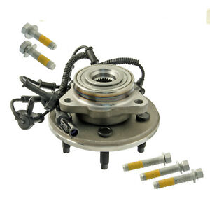 Wheel Bearing and Hub Assembly-AWD Front Precision Automotive 515050