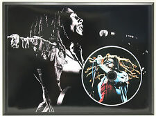 Bob Marley Limited Edition Picture Disc Poster Art Display Fast Free Shipping