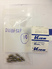 DSSBH52P Vlier Stainless Steel Body Nylon Ball Plungers (Lot of 10 pieces)