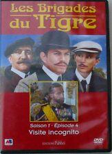DVD LES BRIGADES DU TIGRE - VISITE INCOGNITO - SAISON 1 - EPISODE 4