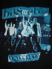 2005-Back Street Boys-Never Gone-Concert Tour-Band-T Shirt-S