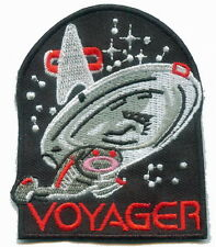 Star Trek Voyager Cartoon Embroidery Iron on Patches