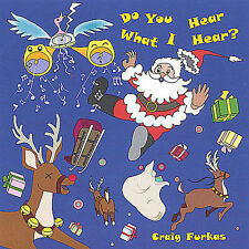 Do You Hear What I Hear Furkas, Craig MUSIC CD