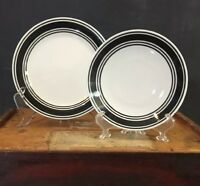 Mainstays Home Black & White Bread & Butter Plate or Saucer