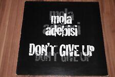 "Mola Adebisi – Don't Give Up (1997) (Vinyl 12"") (Dance Pool – DAN 665022 6)"