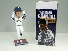 Milwaukee Brewers Chicago White Sox Dodgers Yasmani Grandal Bobblehead In Box