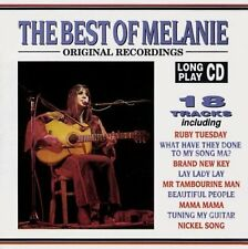 Melanie Best of (18 tracks, 1993, #matcd276) [CD]