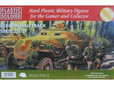 Plastic Soldier - German Halftrack Sdkfz 251/D - 1:72