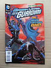 Green Lantern : New Guardians 10 . ( New DC 52 ) DC 2009 - FN / VF