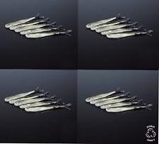 DROP SHOT ESCA tiddlers IN GOMMA MORBIDA AFFARE * 4 Pack 20 unità più conveniente su eBay UK