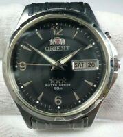 Vintage ORIENT 3 STARS Automatic 21 jewels Japan 50m EM 5 Men Wrist Watch Rare