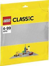 Lego - 10701 Classic Jeu de construction la Plaque Base grise