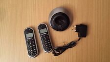 Sagem D16T Duo Telefone 2 Mobilteile