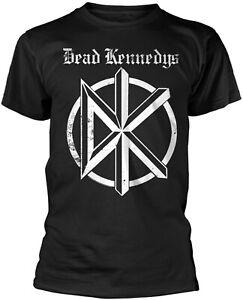 DEAD KENNEDYS Classic Band Logo T-SHIRT OFFICIAL MERCHANDISE