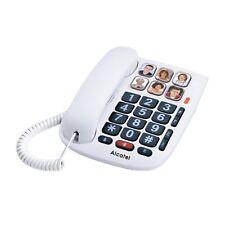 Telefono Fijo Alcatel Tmax 10 Blanco Original Nuevo