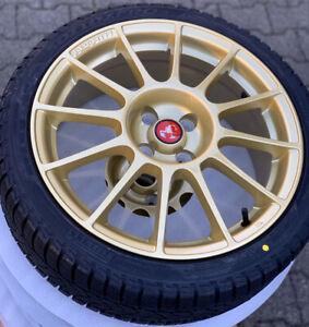 Original Abarth Winter 17 Zoll Brembo Competizione 500/595/695 Rivale Biposto