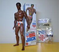 BIG JIM ☆ BIG JACK GOLD MEDAL ☆ '74 #7364 - Produzione Americana COMPLETO -►NEW◄