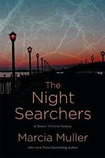 A Sharon Mccone Mystery: The Night Searchers by Marcia Muller (2014, Hardcover)