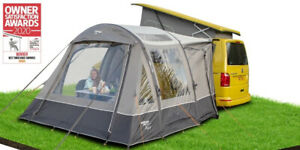 *IN STOCK* KELA V Drive Away Airbeam Inflatable Awning in Grey 2021