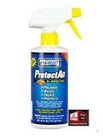 New, Protect All, All-Surface Care Cleaner, Wax, Polisher and Protector, 16 oz