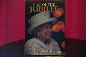 BEST OF THE JUBILEE DAILY MAIL PROMO  DVD & BOOK(FREE UK POST)
