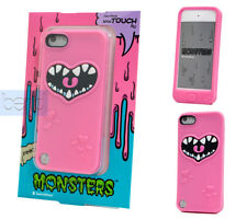 SwitchEasy MONSTERS Silicone Case for apple iPod Touch 5G, 6G Pinky Pink