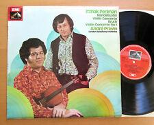 ASD 2926 Mendelssohn Bruch Violin Concertos Perlman Previn 1973 EMI Stereo EX/EX