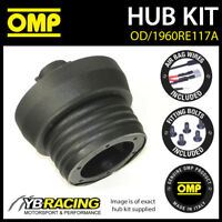 OMP STEERING WHEEL HUB BOSS KIT fits RENAULT CLIO MK3 197 CUP (15mm) 08-12