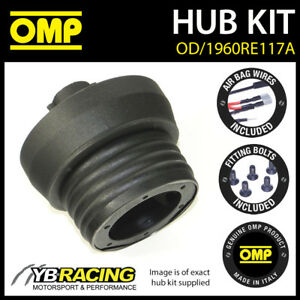 OMP STEERING WHEEL HUB BOSS KIT fits RENAULT CLIO MK3 197 CUP (15mm) 08-12