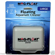 Mag-Float Large Glass Aquarium Cleaner Float-350 FREE USA SHIPPING!