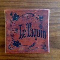 JEU DE TAQUIN DE 1900  MAUCLAIR-DACIER/ Ancient FRENCH PUZZLE GAME