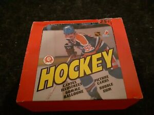 1982-83 O Pee Chee 1 unopened OPC Waxed Pack L@@k