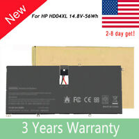 HD04XL Battery For HP SpectreXT Ultrabook SpectreXT Pro 13 685866-171 685866-1B1