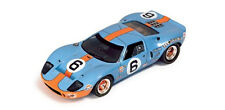 IXO LM1969 Ford GT40 #6 1969 Le Mans Winner 1969 - Ickx/Oliver 1/43 Scale