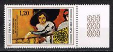 France Art Famous Van Dongen Painting stamp 1976 MNH