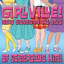 Dana Countryman's Girlville! - New Songs In The Style Of Yesterdays Hit (NEW CD)