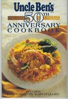 Uncle Ben's 50th Anniversary Cookbook 1943-1993 Quality Rice Recipes Illustrated