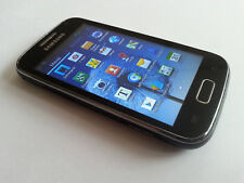 SAMSUNG GALAXY ACE 2 GT-I8160 4GB BLACK NEUW.+VIELE EXTRAS+12 MONATE GEWÄHRL.