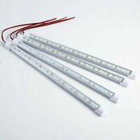 12V/24V 24/48LED Strip Light Tube Bar Hard Rigid Lamp For Car Caravan Home White