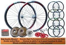 Hybrid/Comfort Bike Clincher Wheelsets (Fronts & Rear) Bike Wheels & Wheelsets
