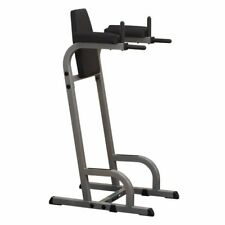 Body-Solid GVKR60 Vertical Knee Raise and Dip Station, Body Solid
