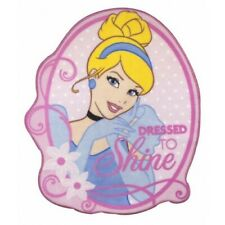 Disney Princess Cinderella Shaped Rug