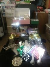 Wiccan Accessories Lot