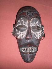 MASQUE ANCIEN TCHOKWE DU CONGO BELGE