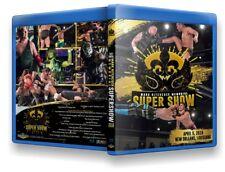 WRESTLECON 2018 THE MARK HITCHCOCK MEMORIAL SUPER SHOW Blu-Ray Omega Taylor Kota