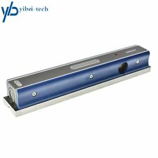 New Listing12 inch Master Precision Level in Fitted Box For Machinist Tool 0.0002'/10'