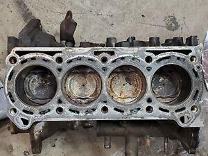 89-98 GEO TRACKER SUZUKI SIDEKICK 8 & 16 VALVE ENGINE BLOCK with crank and caps