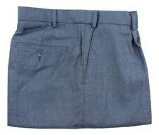 Pantalones de hombre azul sin marca