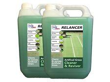 2 x 5L Artificial Grass Cleaner - Anti Bacterial - Fresh Cut Grass Scent
